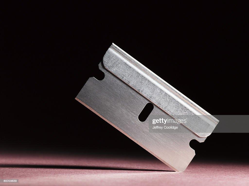 Razor Blade  : Stock Photo