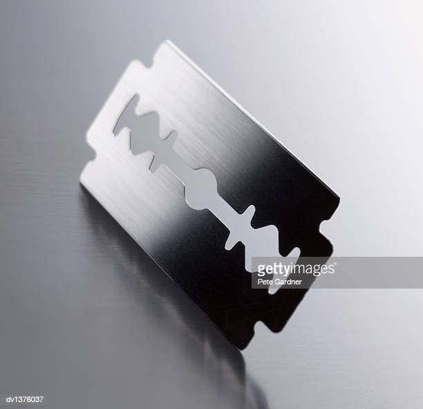 razor blade - tilt stock pictures, royalty-free photos & images
