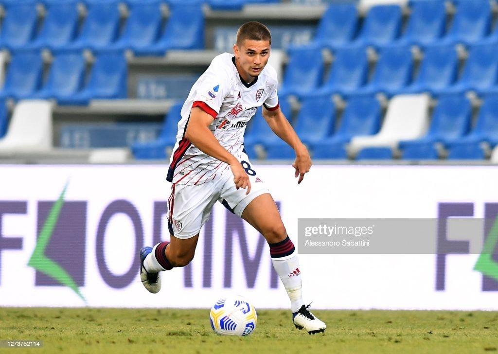 US Sassuolo v Cagliari Calcio - Serie A : News Photo