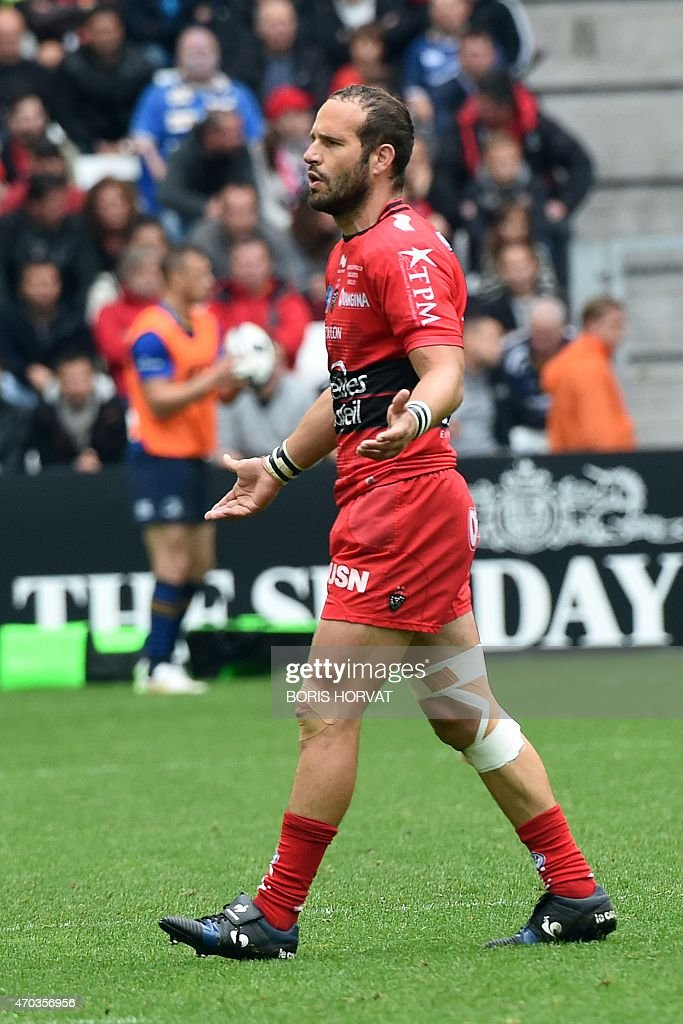 RC Toulon v Leinster Rugby - European Rugby Champions Cup Semi Final