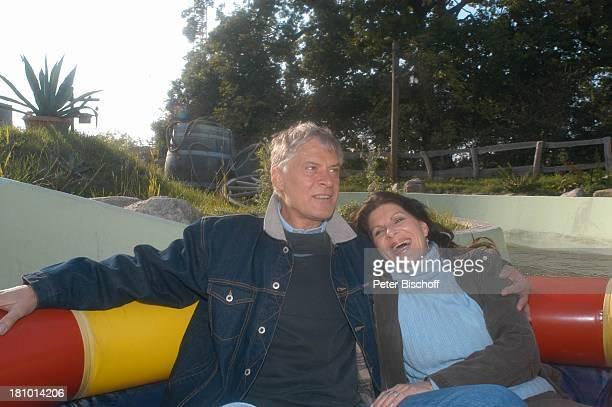 Rüdiger Joswig Ehefrau Claudia Wenzel Flitterwochen Urlaub hansa park Sierksdorf/SchleswigHolstein Deutschland Europa Ostsee Karussell Rio Dorado...