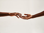 Reach out to someone