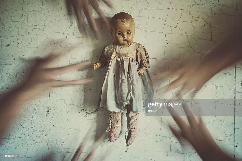 Reaching For Her : Stock Photo