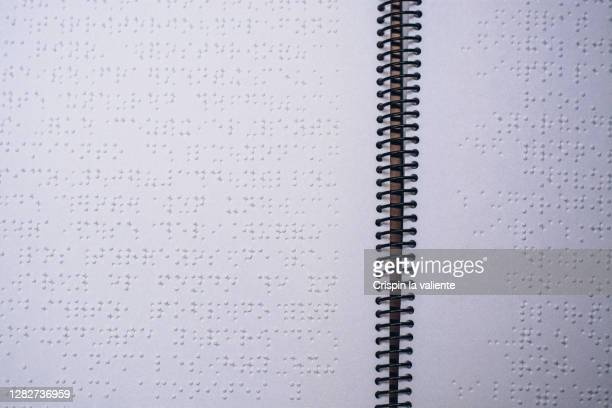 read braille - partially sighted stock pictures, royalty-free photos & images