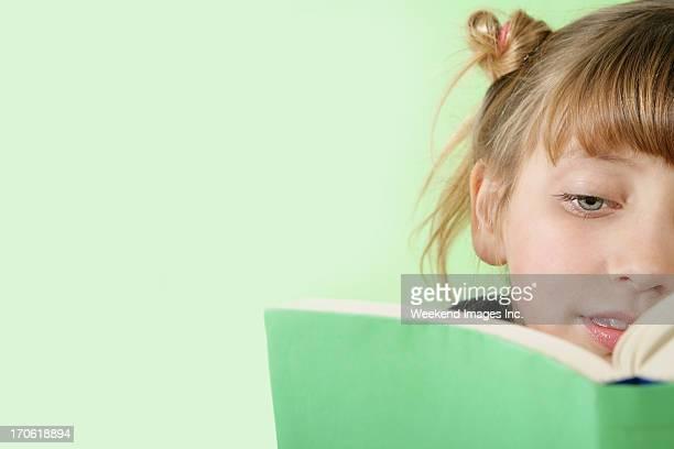 Readin girl