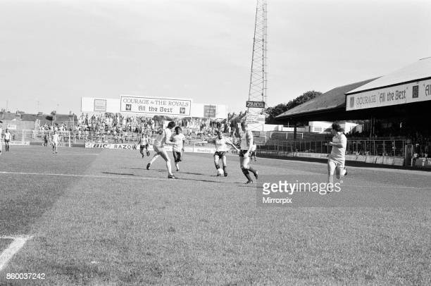 Reading 2-1 Walsall, league match at Elm Park, Saturday 7th September 1985.