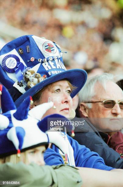 Reading 21 Wigan Athletic League Division 2 Play off semi final 2nd leg Madejski Stadium Wednesday 16th May 2001 Reading win 21 on aggregate