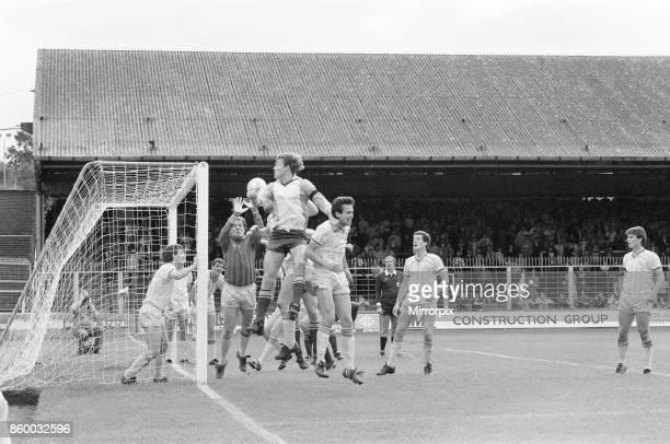 Reading 3-2 Bristol Rovers, league match at Elm Park, Monday 26th August 1985.
