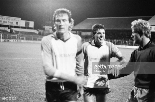 Reading 4-2 Chesterfield, Division Three match at Elm Park, Wednesday 2nd October 1985.