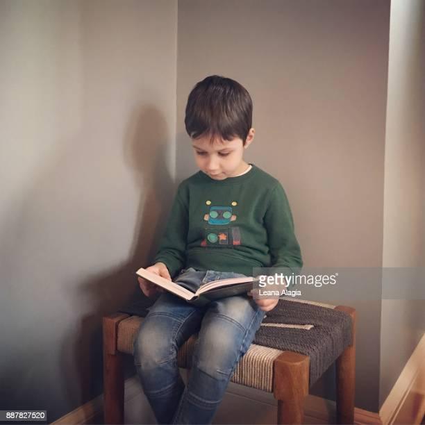 reading corner - montclair stockfoto's en -beelden