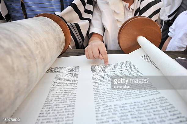 reading from the torah - torah stock pictures, royalty-free photos & images