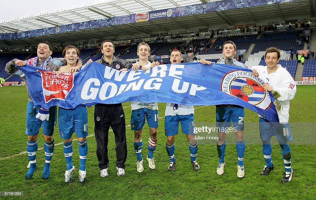 Leicester City v Reading : News Photo
