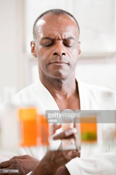 Reading The Pill Bottle