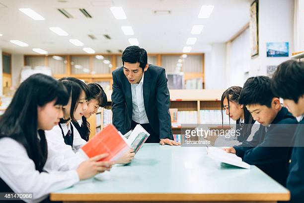 リーティング workshop の学校図書館