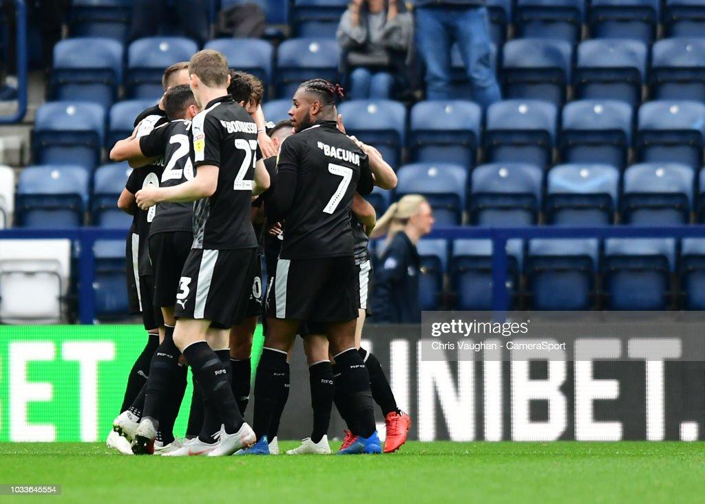 Preston North End v Reading - Sky Bet Championship : News Photo