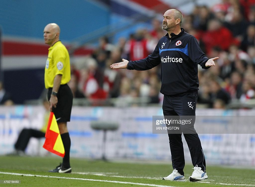 FBL-ENG-FACUP-ARSENAL-READING : News Photo