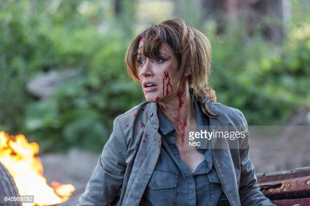 TAKEN Ready Episode 102 Pictured Jennifer Beals as Christina Hart