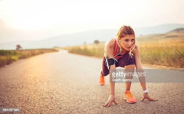 Ready for a sprint
