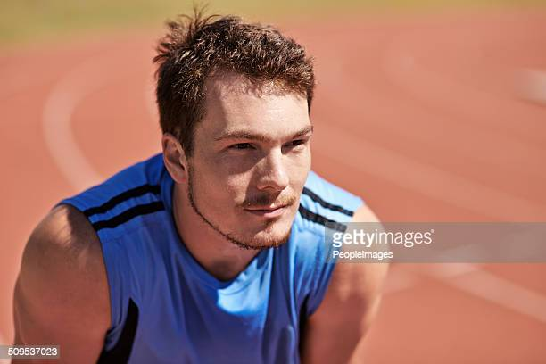 ready for another go - forward athlete stock pictures, royalty-free photos & images