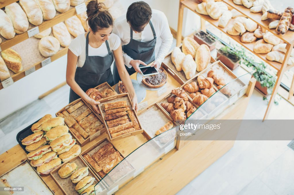 Ready for breakfast : Stock Photo