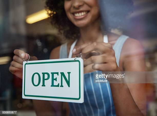 ready for business! - open for business stock pictures, royalty-free photos & images