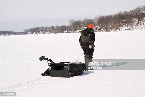 Ready for Ice Fishing