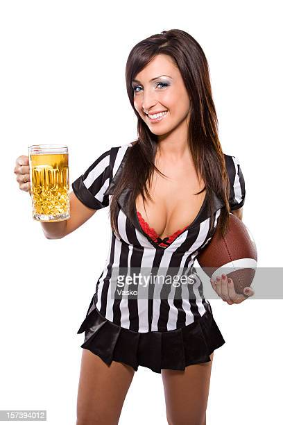 ready for the game - female umpire stock pictures, royalty-free photos & images