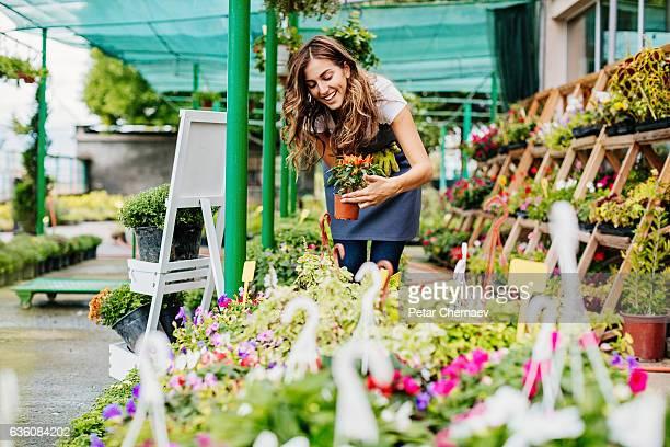 Prêt pour le jardin