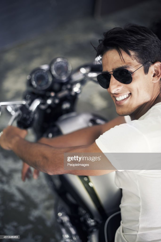 Ready for the road : Stock Photo