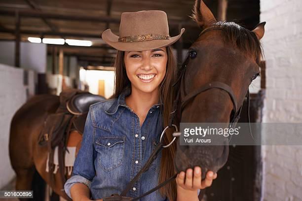 Bereit für den rodeo?!