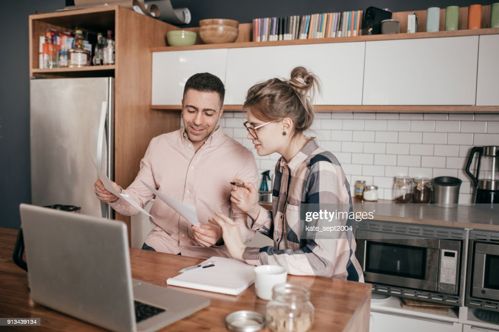 Ready for your first big investment : Stock Photo