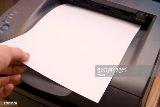 ready printer sheet