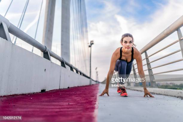 ready, set, go! time to exercise - improvement stock pictures, royalty-free photos & images