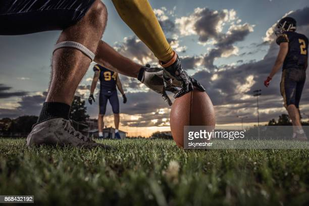 ready, set, kick off! - kick off stock pictures, royalty-free photos & images