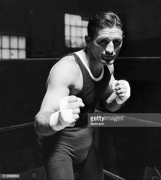 Ready to Bid for World's Welterweight Title. Los Angeles, Calif.: Young Corbett, who is busily putting the final touches to his training for his bout...