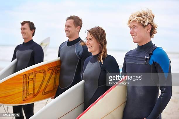 prepare-se para pegar uma onda - traje de mergulho - fotografias e filmes do acervo