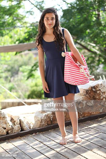 ready to go shopping - barefoot photos stock photos and pictures