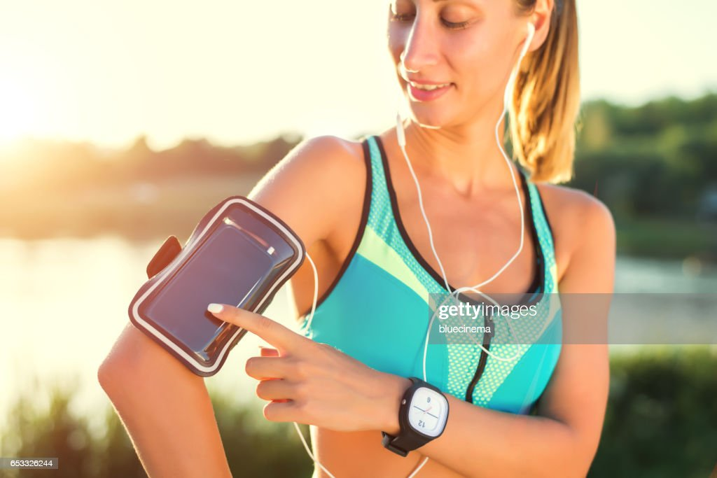Ready to run : Stock Photo