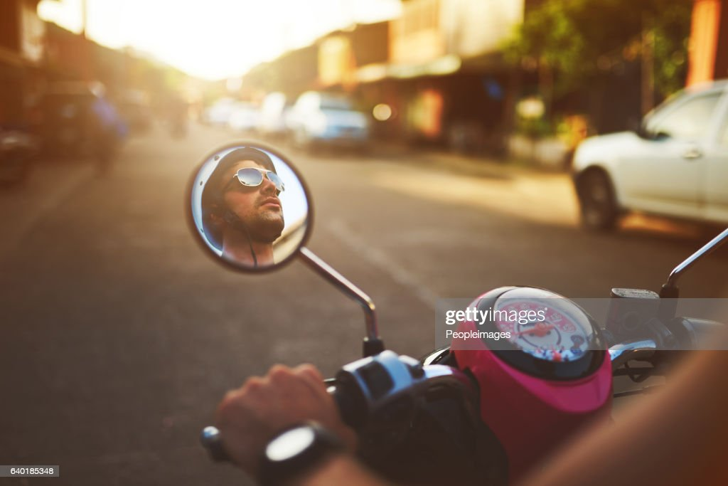 Ready to take on the road : Stock Photo