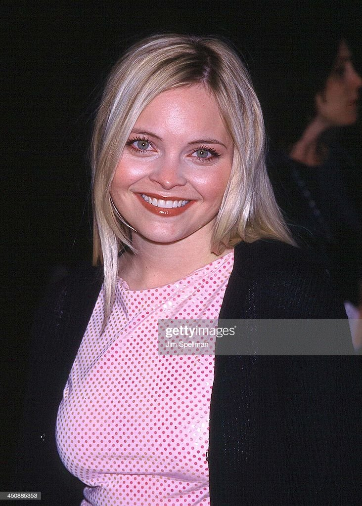 Reagan Dale Neis during 2001 WB Television Network Uprfront All-Star Party at The light House Chelsea Piers, Pier 61 in New York City, New York, United States.