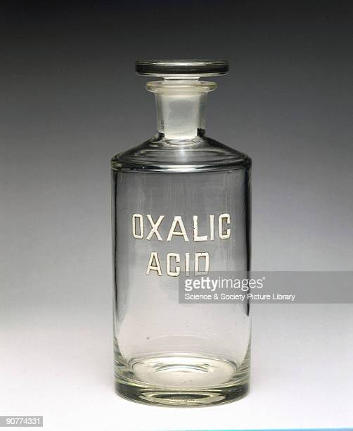 Reagent bottle with an embossed fired label and a ground glass stopper A reagent is a substance or mixture used in chemical analysis Many laboratory...
