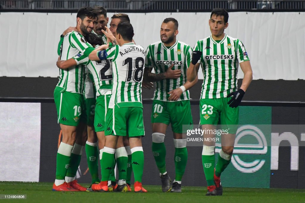 FBL-EUR-C3-RENNES-BETIS : News Photo