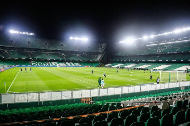 ESP: Real Betis v Eibar - LaLiga Santander