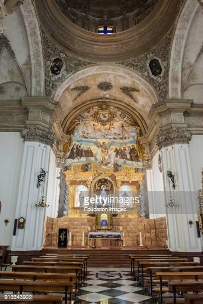 Real Convento De La Encarnacion Mula Spain