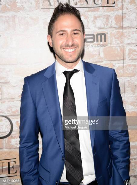 Real Estate Agent Josh Altman attends day one of TAO Beauty Essex Avenue and Luchini LA Grand Opening on March 16 2017 in Los Angeles California