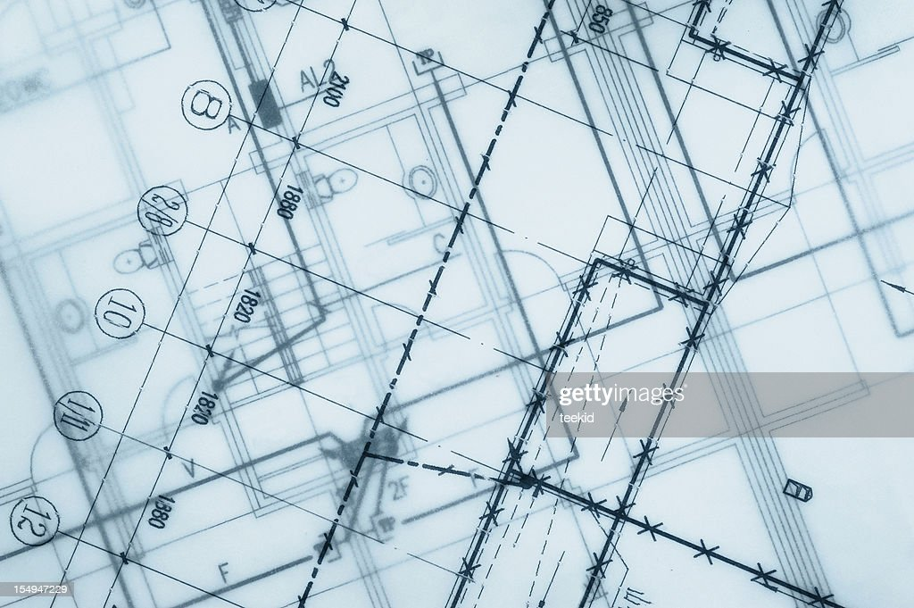 Real estate blueprint detailconstruction and architecture industry real estate blueprint detailconstruction and architecture industry design document stock photo malvernweather Images