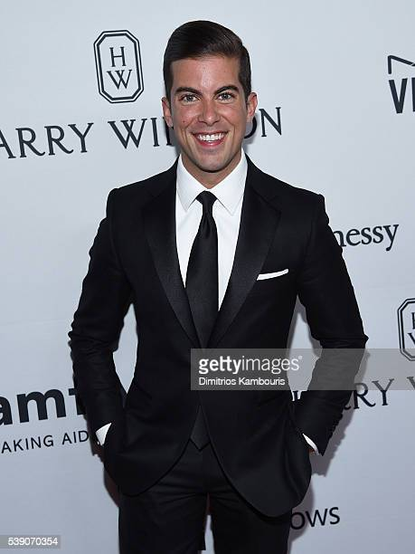 Real Estate Broker Luis D Ortiz attends the 7th Annual amfAR Inspiration Gala at Skylight at Moynihan Station on June 9 2016 in New York City