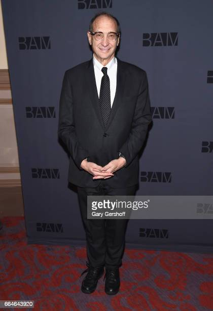 Real estate developer Bruce Ratner attends The Alan Gala at The BAM Howard Gilman Opera House on April 4 2017 in the Brooklyn borough of New York City
