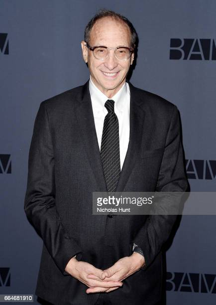Real estate developer Bruce Ratner attends the BAM Presents The Alan Gala at on April 4 2017 in the Brooklyn borough of New York City