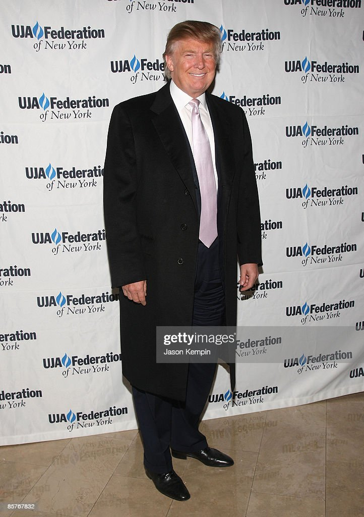 2009 UJA-Federation Of New York�s Fashion Luncheon Honoring Karen Katz And Allen Sirkin : Fotografia de notícias